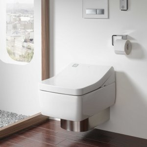 Bild von Smart bathroom & toilet